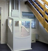 Side Hung Stair Lifts