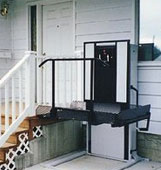 Vertical Stair Lifts Without A Shaft